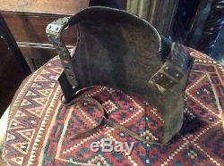 17th Century English Civil War Back Plate, Armour