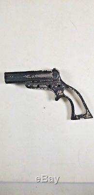 1800's Sharps and Hankins Pepperbox 4 Shot Pistol Frame