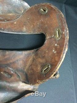 1858 Marked P. Ambler Sons Original Civil War Indian War Mcclellan Saddle Tree