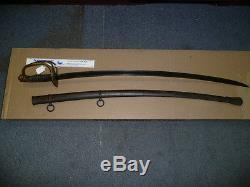 1860 CIVIL War Sword -u. S. G. W. G. 1864