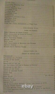1862 US Navy Officer Manual Treatise Ordnance Naval Gunnery USS Wabash Civil War