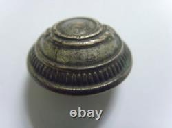 1st United States Chasseurs Civil War hunter Infantry Button Maurice PARIS 50235