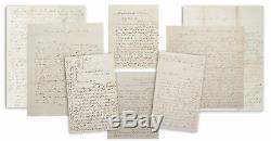 36th Illinois Infantry, Co. A 19 Civil War Letters