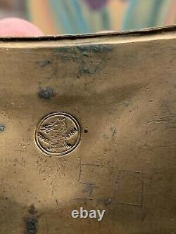 3 Post Civil War Vintage Belt Buckles Lot