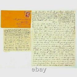 7 Transcribed CIVIL War Letters Of First Lieutenant F. M. Phelps 10th Wi. Infantry