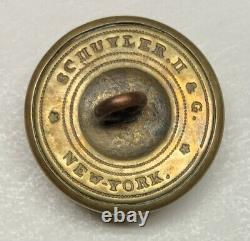 Alabama Staff Officers Civil War Coat Button