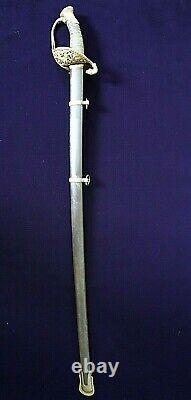 American CIVIL War High Grade M 1850 Staff & Field Ogfficer Sword With Eagle