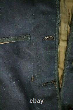 American Post CIVIL War Artillery 5 Button Sack Coat Jacket Not Sword