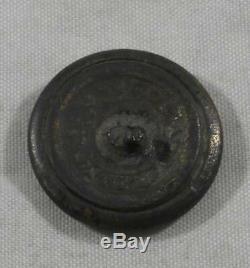 Antique Original Republic of Texas Civil War Button Confederate Non Dug