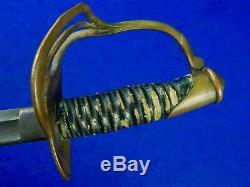 Antique US Civil War Model 1860 Cavalry Sword