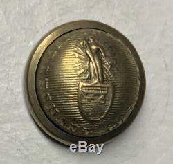 Arkansas Civil War Cuff Button