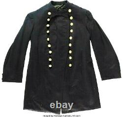 Awesome CIVIL War 1st Lieutenant Officers Frock Coat Pennsylvania Buttons