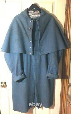 Awesome Federal CIVIL War Great Coat