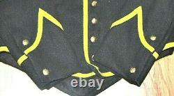 Awesome Rare CIVIL War Cavalry Jacket & Saber $uper $ale