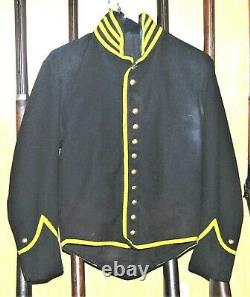 Awesome & Rare CIVIL War Cavalry Jacket $uper $ale