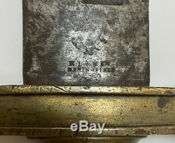CIVIL WAR 1832 Foot Artillery Sword N. P. Ames, Springfield, Mass Dated 1836