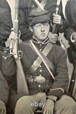 CIVIL WAR U. S. OVAL BELT PLATE WithPUPPY PAW HOOKS EARLY BATTLEFIELD PICKUP