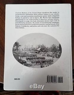 CIVIL War Button Book W. Tice Uniform Buttons Of The United States 1776-1865