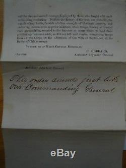 CIVIL War Captain's Diary Letter Photo & Memoir Group 21st Wisconsin Infantry