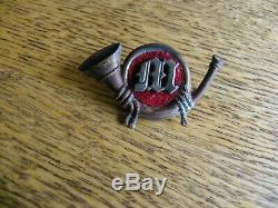 CIVIL War Era Usmc United States Marine Corps Kepi Hat Insignia