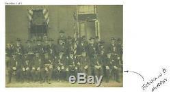Ca. 1864-1865 Franklin B. Murphy Civil War (Lincoln Assassin.) Common Place Book