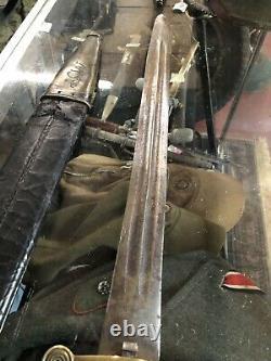 Civil War CS 1850 Arty Short Sword Original