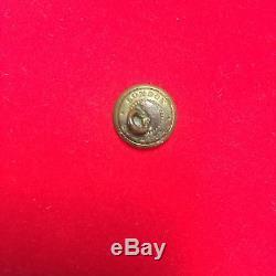Civil War Comfederate Artillery cuff button