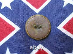 Civil War Confederate Staff CSA dug relic coat button battle of Spotsylvania VA