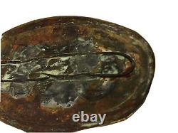 Civil War Confederate Sword Or Belt Plate authentic CSA
