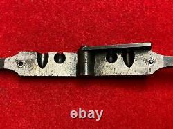 Civil War Era Colts Patent. 31 Caliber Steel Pocket Bullet Mold with Cutter