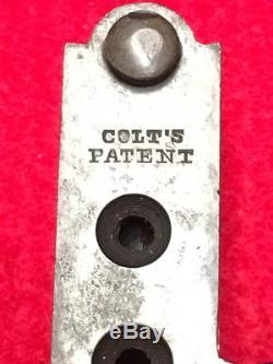 Civil War Era Colts Patent. 44 Caliber Bullet Mold