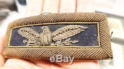 Civil War Era US Army Coloneal Shoulder Board Strap