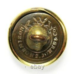 Civil War Navy Coat Button NA106/NA212 Robinsons BM