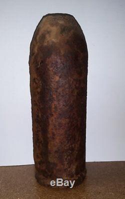 Civil War Relic Confederate Parrot Shell, RARE