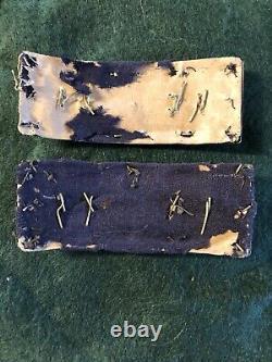 Civil War Smith Patent Shoulder Boards