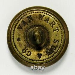 Civil War South Carolina Coat Button (SC16/SC264A1) Van Wart