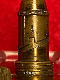 Civil War era James Dixon & Sons Colt Pocket Navy Powder Flask
