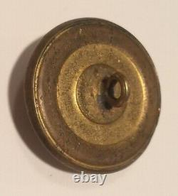 Confederate Army Officers Local Civil War Coat Button