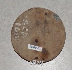 Dug Civil War US Eagle Breast Plate Harper's Ferry West Virginia
