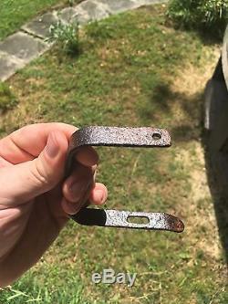 Dug D Guard Confederate Bowie knife Civil War CSA