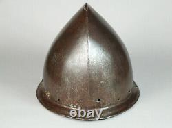 English Civil War Cabasset Helmet