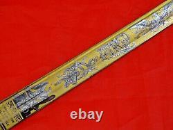 FANTASTIC ANTIQUE BLADE for CIVIL WAR AMERICAN NAVY USN M1852 NAVAL SWORD dagger
