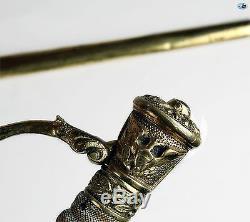 Fabulous U. S. Civil War Model 1860 Staff & Field Officer's Sword