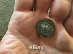 Gettysburg Hunterstown Dug North Carolina Starburst Button Confederate Civil War