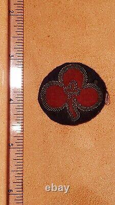 Investment Grade Civil War 2nd Corps Badge 1st Division Irish Brigade double tri