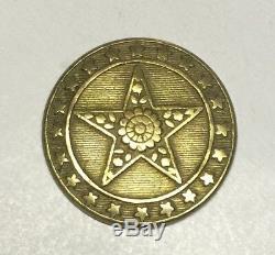 Maine Civil War Coat Button