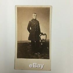 Major Robert Anderson CDV Union Hero of the Battle of Fort Sumter Civil War
