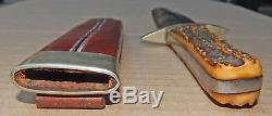 NICE Early Circa 1850 US Civil War era 8.25 Antique MAPPIN BROTHERS Bowie Knife