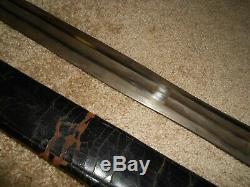 Nice Antique Ames Model 1832 Foot Artillery Sword dated 1835-Civil War