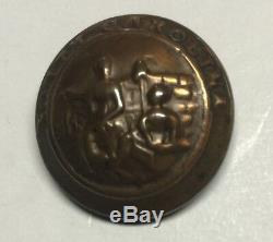 North Carolina Local Civil War Coat Button